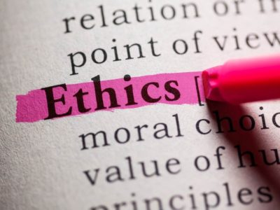 Balancing Trust and Ethics